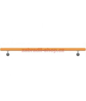 Dřevěné Bukové Madlo Na Zeď 49x2000mm