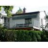 Zábradlí na terasu, balkóny a lodžie model A1 horní